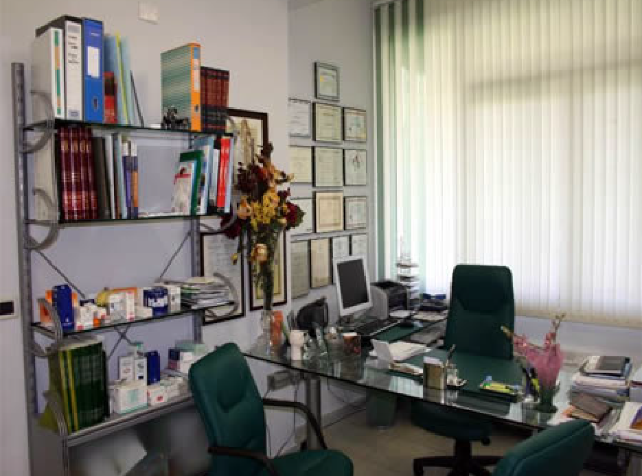 il Centro Progresso Medico, office